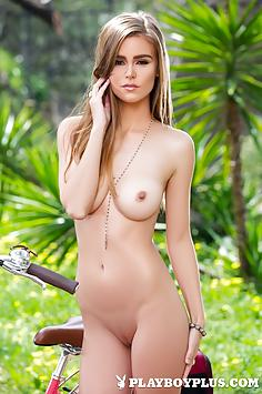 Amberleigh West - Playboy Nude Gallery