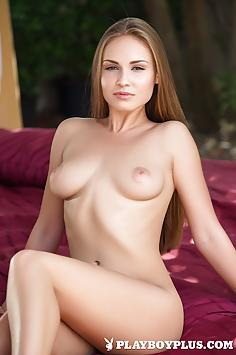 Angel Barber - Playboy Nude Gallery