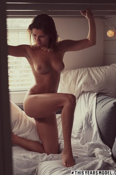 Erotic Model Dare Taylor Posing Naked