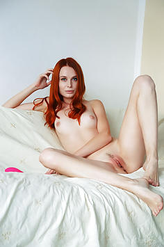 Redhead beauty Maria Rubio - Digital Desire Nude Gallery