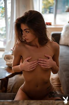 Olia Adams in Intimate Encounter - Playboy Plus Nude Gallery