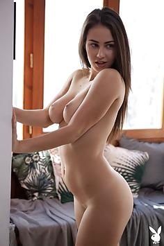 Gorgeous Newcomer Sophie Limma - Playboy Plus Nude Gallery
