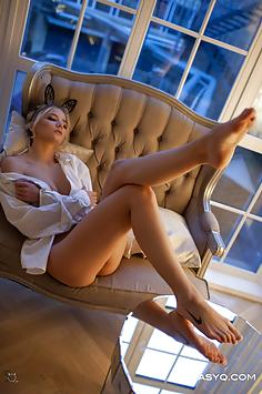 Absolutely seductive Kylie Q. - StasyQ Nude Gallery