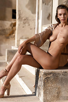 Wildly Passionate Beauty Alina - Photodromm Nude Galleries